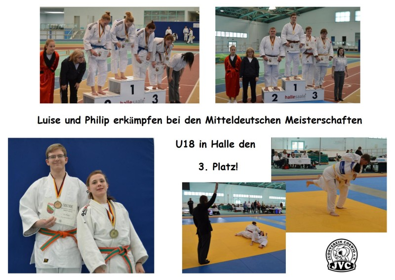 MDEM U18 in Halle